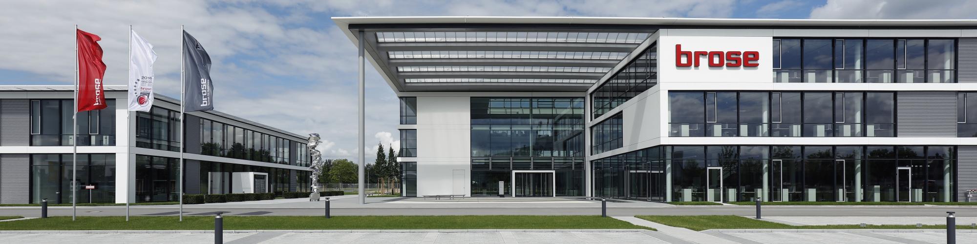 Brose Fahrzeugteile GmbH & Co. Kommanditgesellschaft, Coburg
