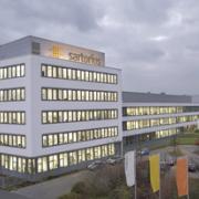 Werk in Göttingen, Deutschland