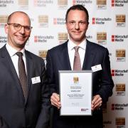 """""""Best of Consulting 2015"""" Auszeichnung der Wirtschaftswoche"""