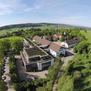 Luftaufnahme Standort Gut Delling