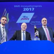 Die Verleihung des BME-Innovationspreises an die Jokey Group