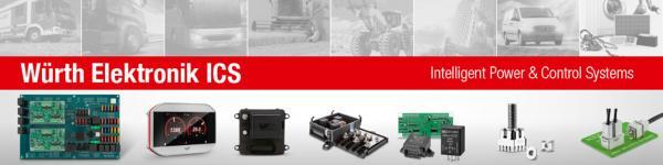 Würth Elektronik ICS GmbH & Co. KG Intelligent Power & Control Systems cover image